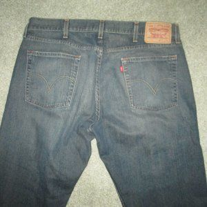 Levi's 514 Slim Straight Jeans